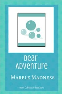 Bear Marble Madness
