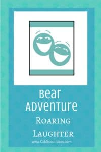 Bear Roaring Laughter