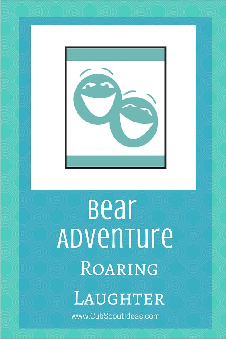 Bear Cub Scout Roaring Laughter