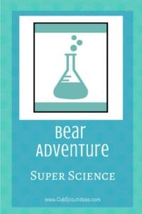 Bear Super Science