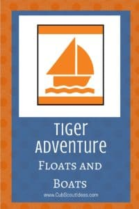 Tiger Floats and Boats