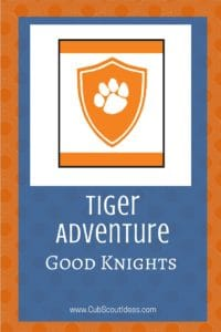 Tiger Good Knights
