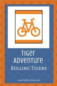 Tiger Rolling Tigers