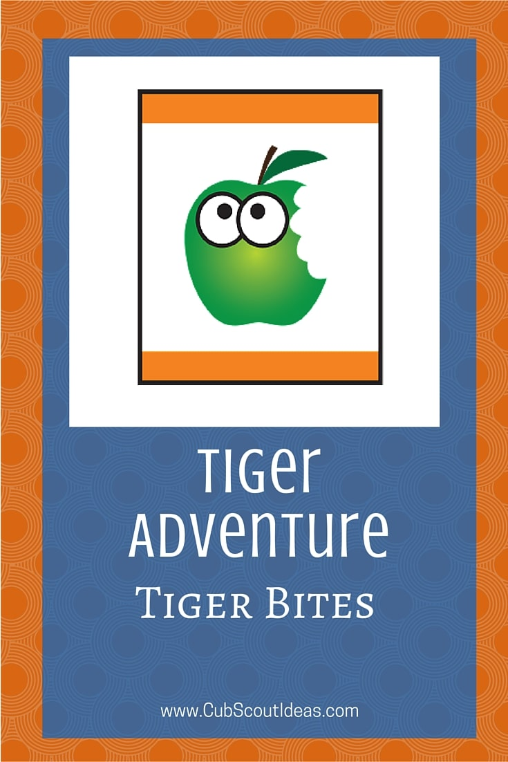 Cub Scout Tigers Tiger Bites