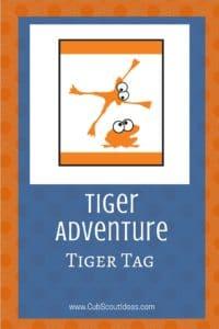 Tiger Tiger Tag