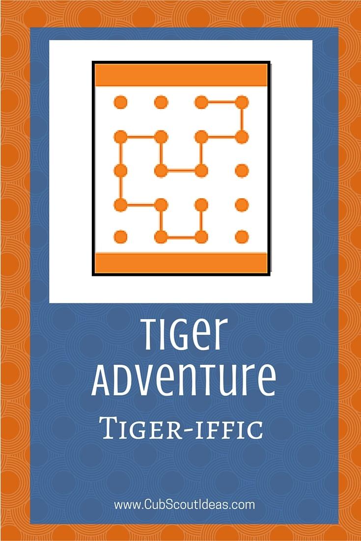 Cub Scout Tigers Tiger-Iffic