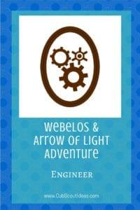Webelos AoL Engineer
