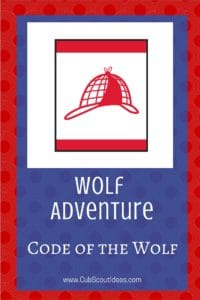 Wolf Code of the Wolf