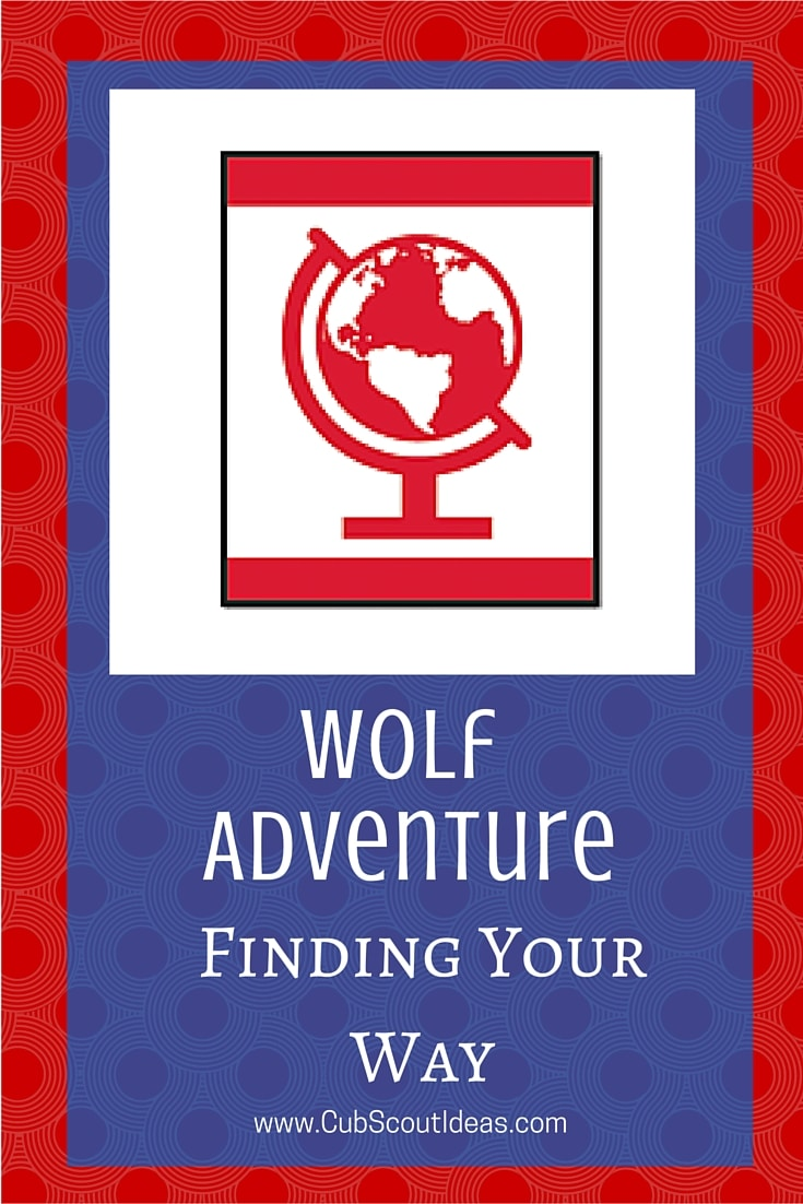 Wolf Finding Your Way