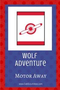 Wolf Motor Away