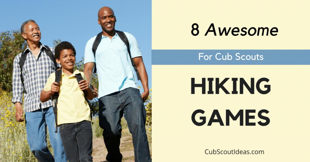 hiking games
