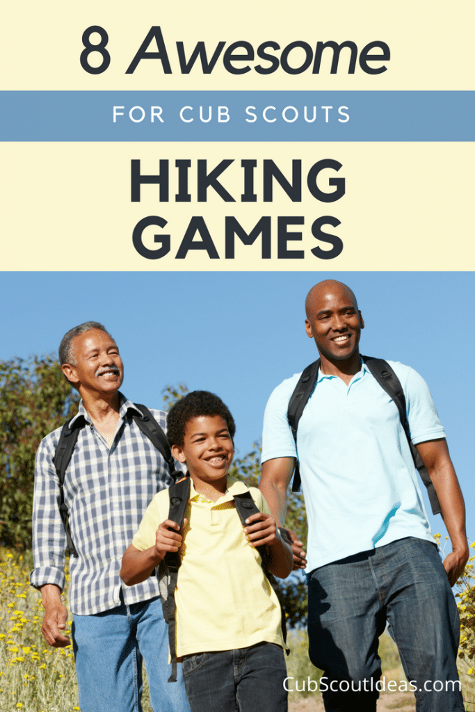 8 Awesome Hiking Games for Cub Scouts