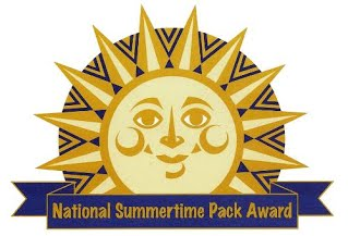 National Summertime Pack Award