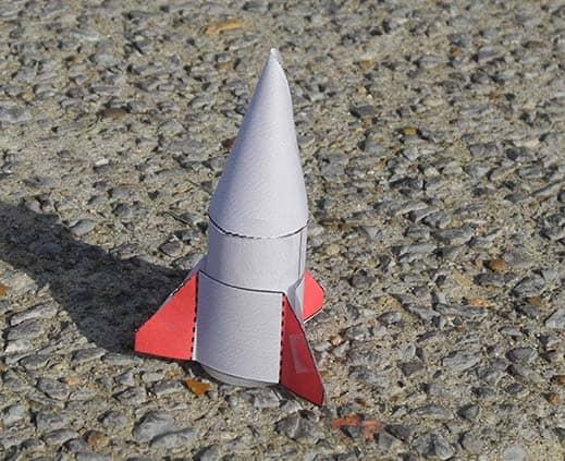 alka seltzer rocket