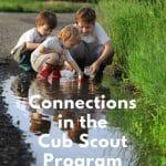 Cub Scout Program Connections