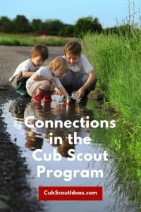 Cub Scout Program Connections