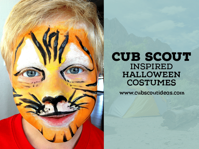 The 9 Most Epic Cub Scout Inspired Halloween Costumes