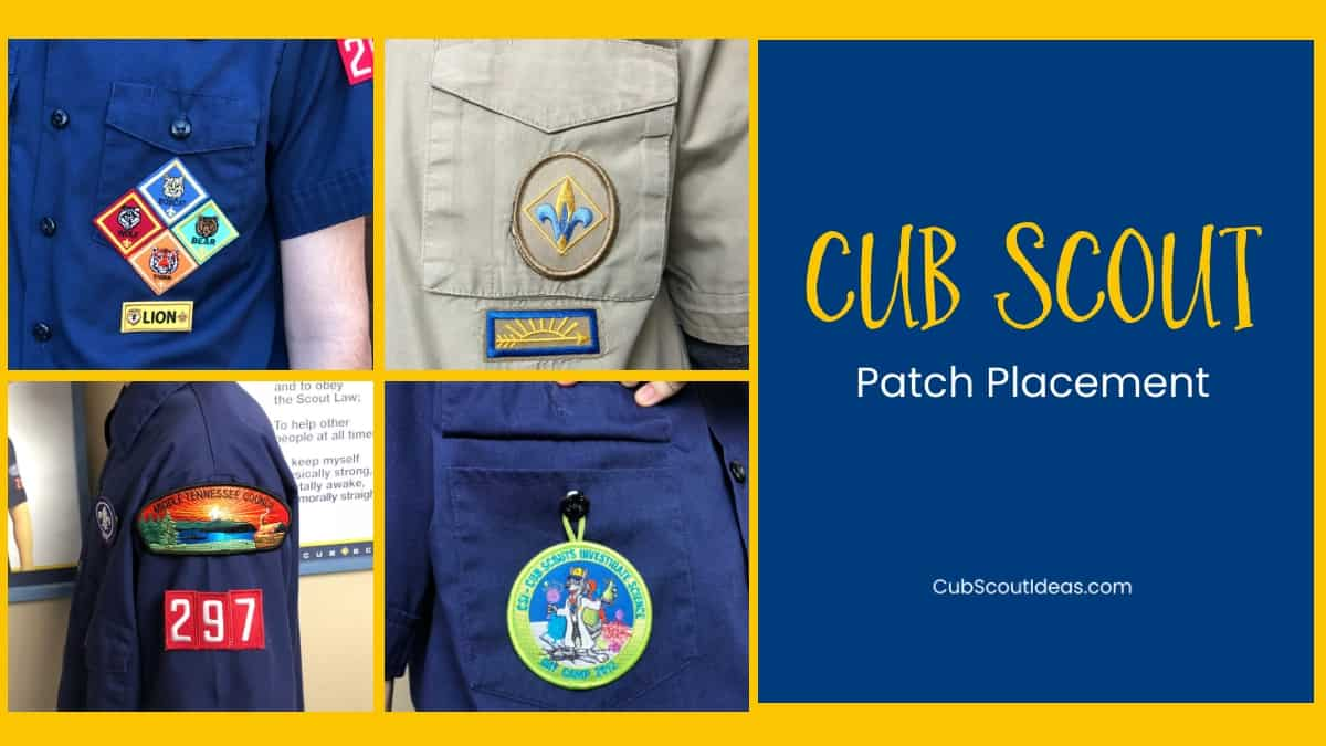 Cub Scout Patch Placement 2019 f