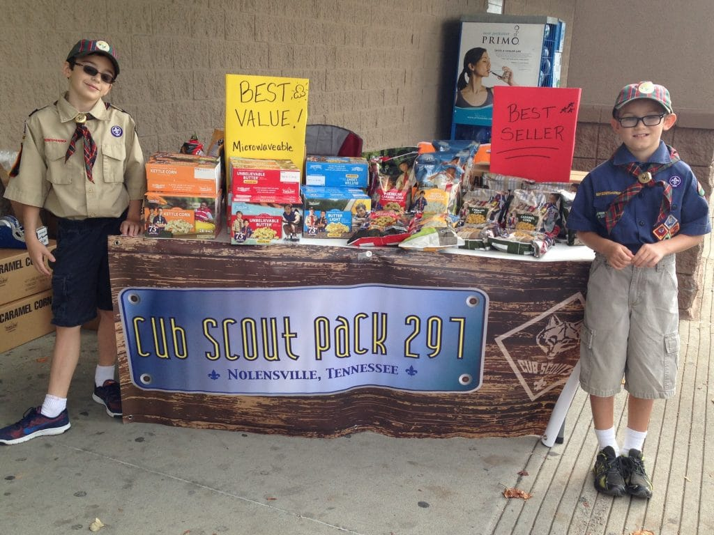 sell cub scout popcorn 3