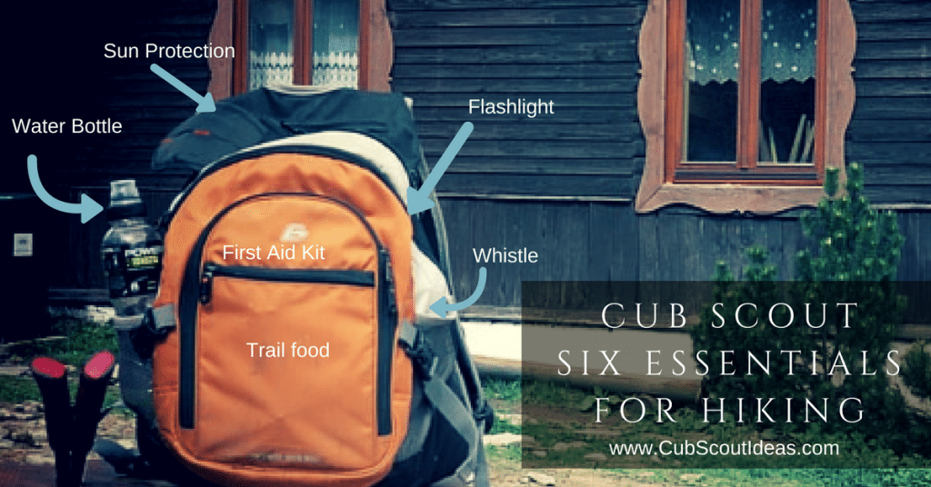 cub scout six essentials