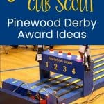 98 pinewood derby award ideas