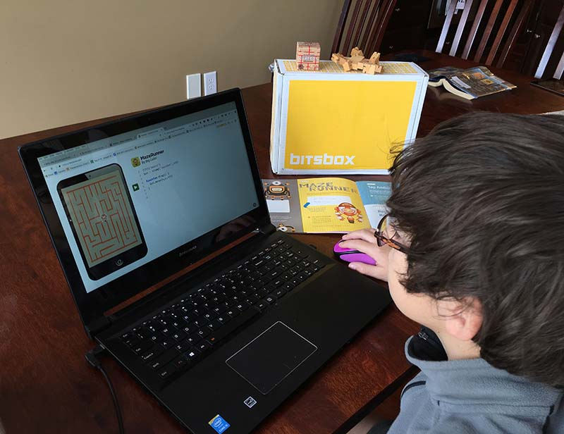 cub scout game design bitsbox