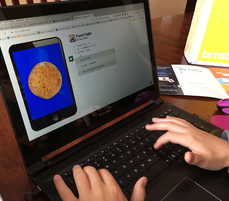 cub scouts learn coding