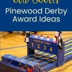 pinewood derby award ideas