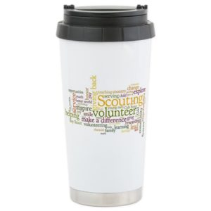 scouting_volunteer_stainless_steel_travel_mug
