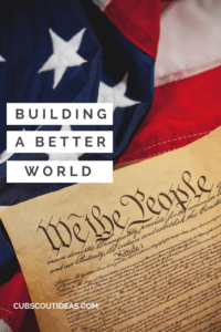 Building a better world