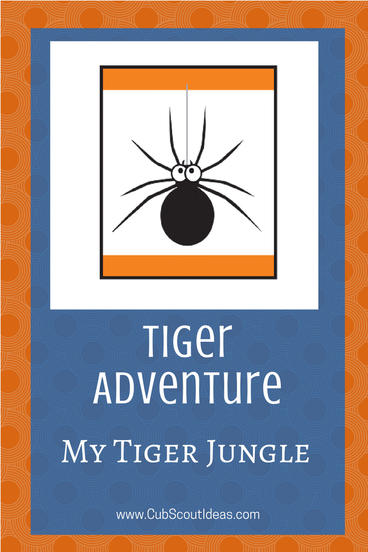 Cub Scout Tigers Adventures & Requirements ~ Page 224 of 24 ~ Cub