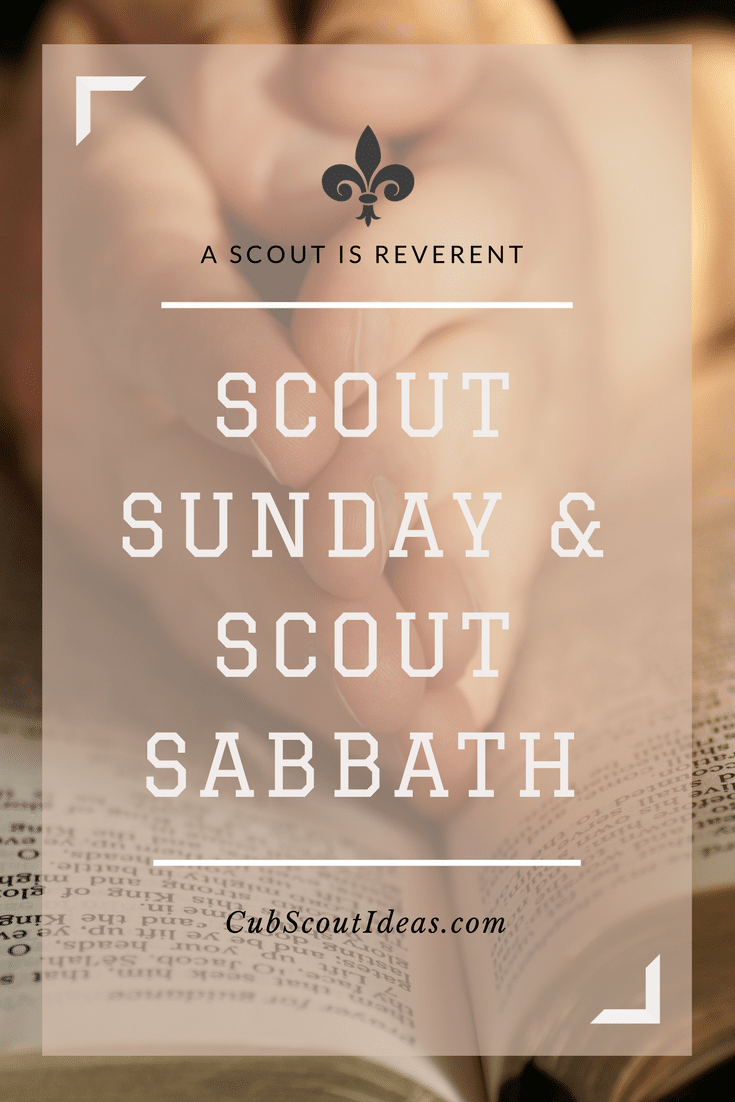Scout Sunday, Scout Sabbath, and Scout Jumuah are special days for BSA to celebrate Scouts and Scouters. There are many ways to commemorate the day.  Get Scout Sunday ideas and suggestions here.