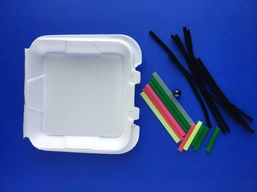 easy marble maze supplies