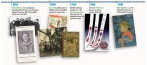 history of scouting timeline