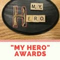 my hero plaque
