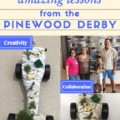 pinewood derby lessons