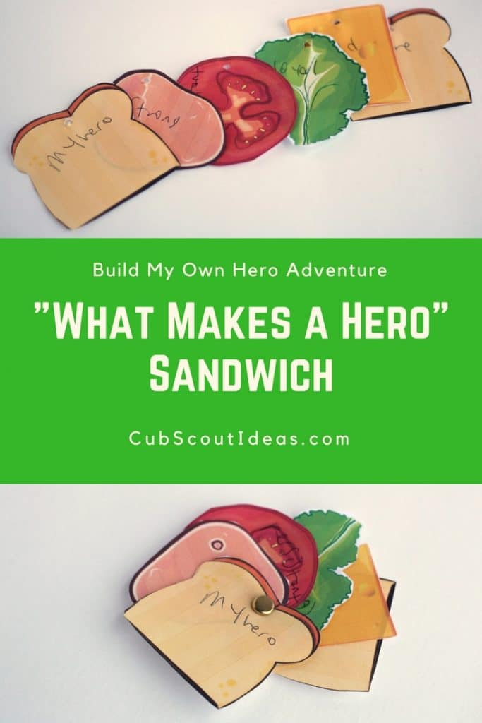 build my own hero sandwich
