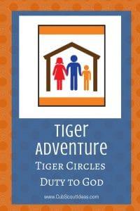 Tiger Circle Duty to God