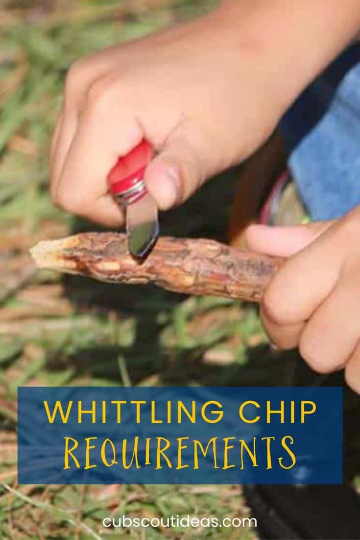 Whittling Chip Requirements
