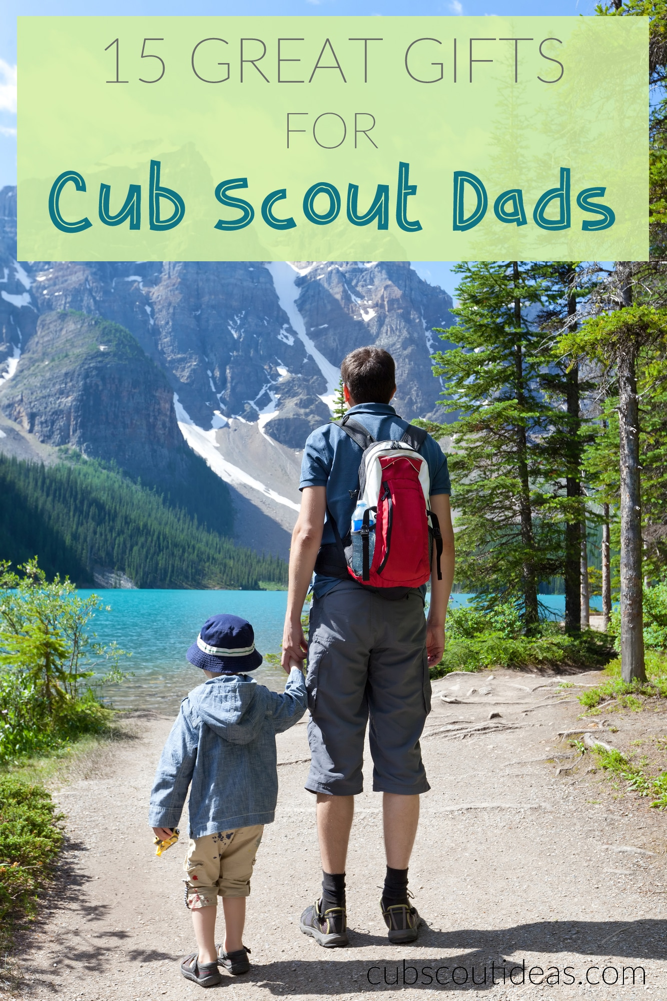 cub scout dad gifts