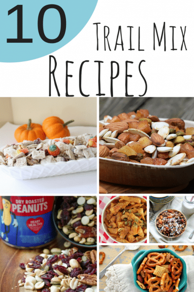 10 Trail Mix Recipes