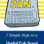 how to easily schedule cub scout adventures