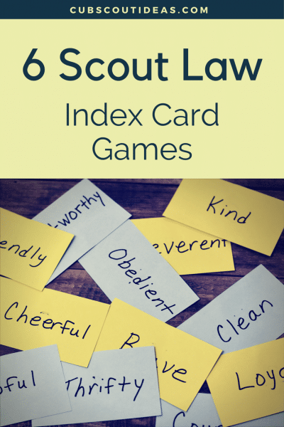 image regarding Scout Oath Printable called Scout Oath and Legislation for Cub Scouts Cub Scout Tips