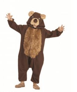 bear halloween costume
