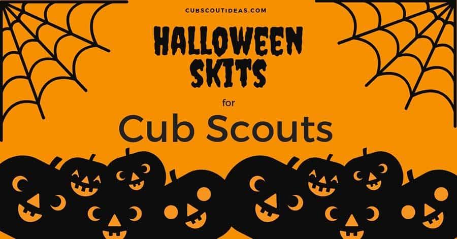 Skits Pramuka Anak Halloween