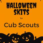 halloween cub scout skits 1