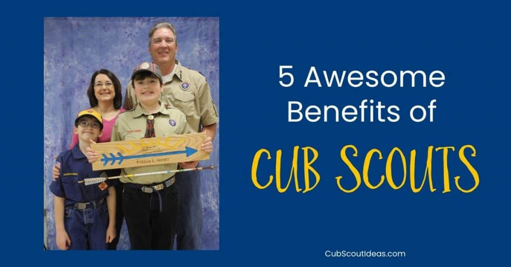 5 reasons to be a cub scout