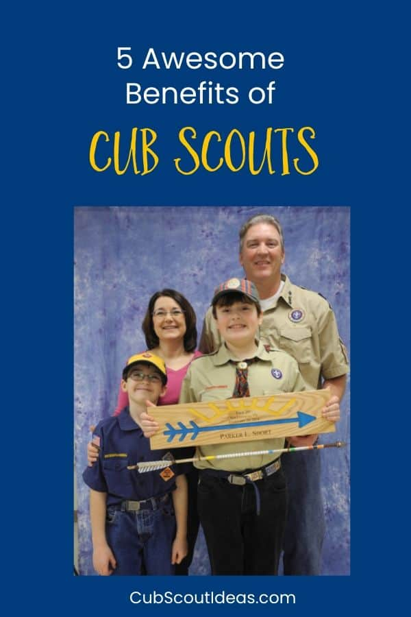 why your child needs cub scouts