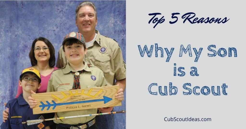 why cub scouts