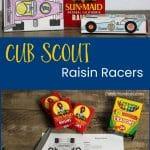 Cub Scout Raisin Racers